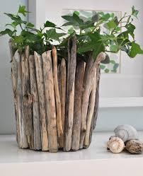 Pretty Vase Driftwood Vase Fun Family Crafts