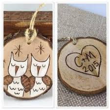 baby s 1st pyrography owl ornament by riverbedart