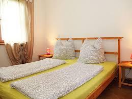 Schlafzimmerm El Erle Ferienbungalow Fewo Direkt