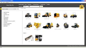 catalogos epc jcb service parts pro 1 17 0002