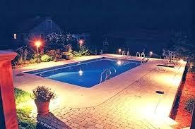 lighting around pool deck outdoor lighting around pool poolside outdoor lighting pool outdoor