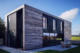 prefab u0027kiss house u0027 designed to passive house standards is