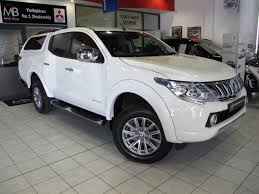 used 2017 mitsubishi l200 warrior double cab di d for sale in west