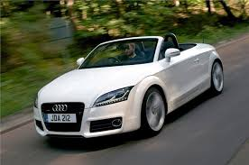 history of audi tt audi tt roadster 2007 car review honest