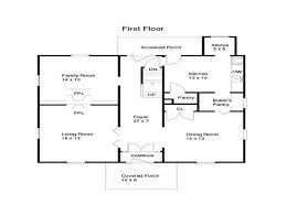 unique house plans with open floor plans house plans ranch floor unique house plans 42047