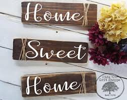 decor signs rustic wall decor etsy