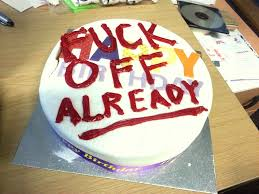 going away i got the cake covered imgur