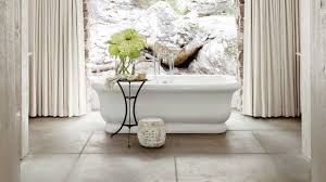 Bathroom Floor Design Ideas by 65 Calming Bathroom Retreats Southern Living