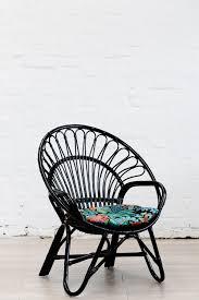 rattan round chair home b u0026w pinterest round chair