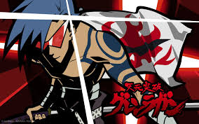 gurren lagann tengen toppa gurren lagann wallpaper collection 1680x1050