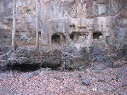 missouri caves map whites creek trail wilderness missouri free detailed topo map