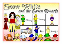 snow white dwarfs teaching resources u0026 story sack
