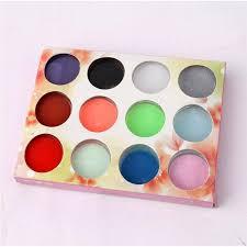powder dust 3d diy 12 mix colors acrylic nail art tips uv gel