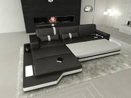 design l shaped sofa los angeles with lights