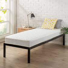 Rv Bed Frame Hybrid Foam And 6 Inch Mattress 30 X75 Rv Bed Guest Cot