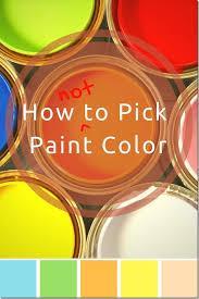 how i pick paint color run eat repeat