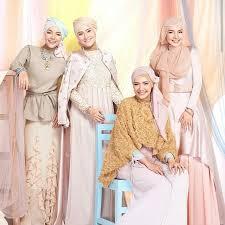 model baju kebaya muslim 19 gambar model kebaya muslim 2017 untuk berbagai acara