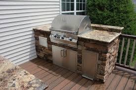 kitchen patio ideas choosing between an outdoor kitchen deck and an outdoor kitchen patio