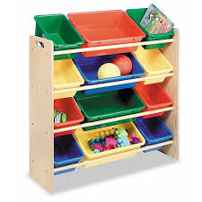 whitmor kids u0027 12 bin organizer primary colors walmart com