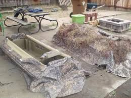 Layout Blind For Sale Duck Hunting Chat U2022 2 Beavertail Predator Blind Packages For Sale