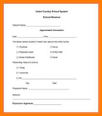 13 printable fake doctors notes teller resume