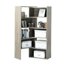 Espresso Bookcase With Doors Shelf Target Shelf Bookcase With Doors Recall Room Essentials At