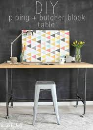 100 Diy Pipe Desk Plans Pipe Table Ideas And Inspiration by Best 25 Cheap Desk Ideas On Pinterest Cheap Ikea Desk Cheap