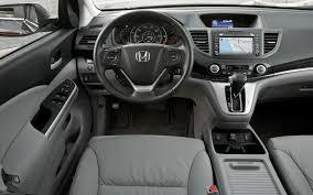 New Honda Crv Diesel 2012 Honda Cr V Ex L First Test Motor Trend