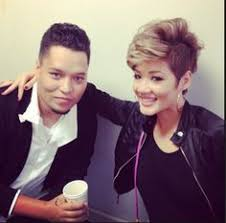 tessanne chin new hairstyle chatter busy tessanne chin performs bridge over troubled water