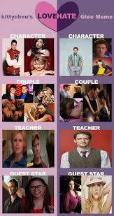 Glee Meme - glee meme otaku lesbian