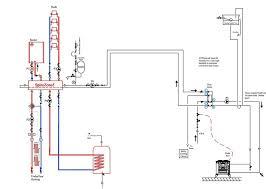 electric underfloor heating thermostat wiring diagram