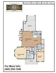 711 floor plan gated retirement community