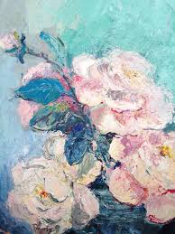 Shabby Chic Paintings by 396 Best Art Flowers And Other Greenery Images On Pinterest