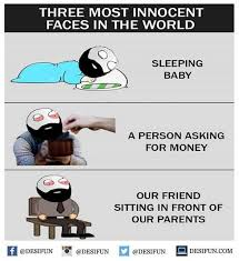 Sleeping Baby Meme - dopl3r com memes three most innocent faces in the world