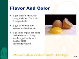 egg functionality in baked goods ppt download