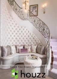 desco fine homes u0027 custom staircase featured on houzz desco fine