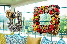 pine cone wreath marella s square frosted pine cone wreath home family