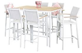Outdoor Bar Table Outdoor Bar Sets Maine Bar Set Segals Outdoor Furniture Perth
