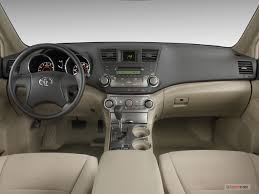 2010 toyota highlander gas mileage 2010 toyota highlander prices reviews and pictures u s
