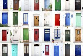 your front door color reveals more about you than you u0027d think