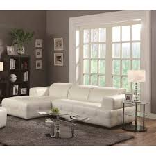 sofa with wide chaise contemporary sectional sofa with wide chaise and adjustable headrests