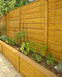 12 best back yard images on fence ideas landscaping