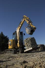 caterpillar cat caterpillar launches first compact excavator