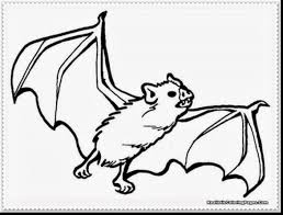 good realistic bat coloring pages with bat coloring pages