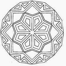 26 circle prism advance print mandala printable coloring pages