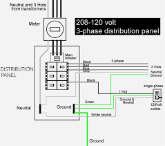 3 phase 4 wire diagram also 480v wiring sevimliler