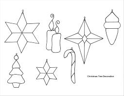 season season ornament templates free