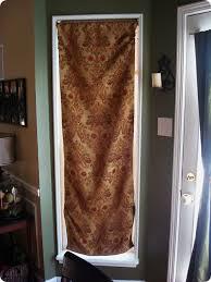 No Sew Roman Shades Instructions - rewind diy no sew roman shades from thrifty decor