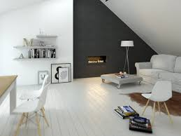 scandinavian interior modern scandinavian interior design living room with chimney