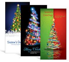 christmas trees cards for sale custom christmas tree cards